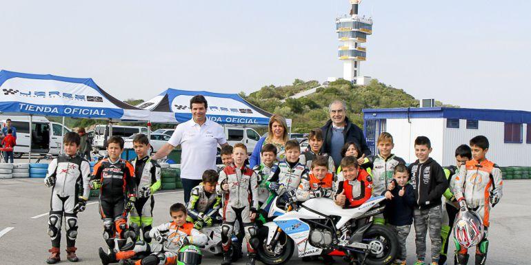 El Circuito de Jerez pone en marcha nuevas pruebas de selección para jóvenes pilotos